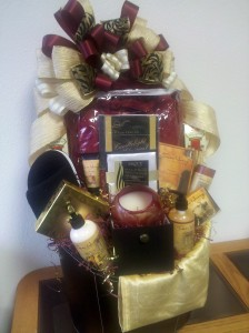 Valentine's Day Gift Basket – Very Special Lady!