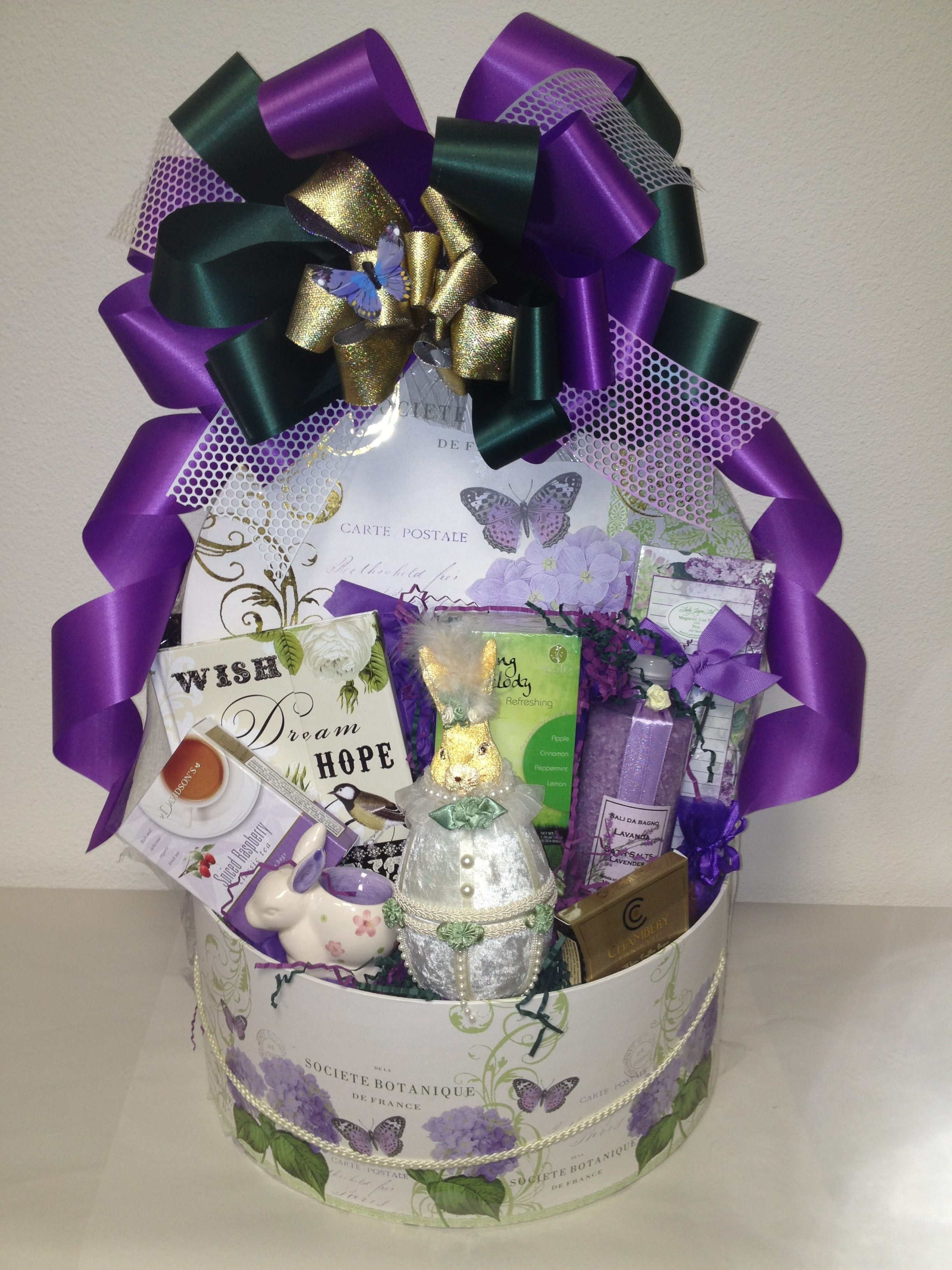 Custom Easter Basket Deliveries San Diego Gift Basket