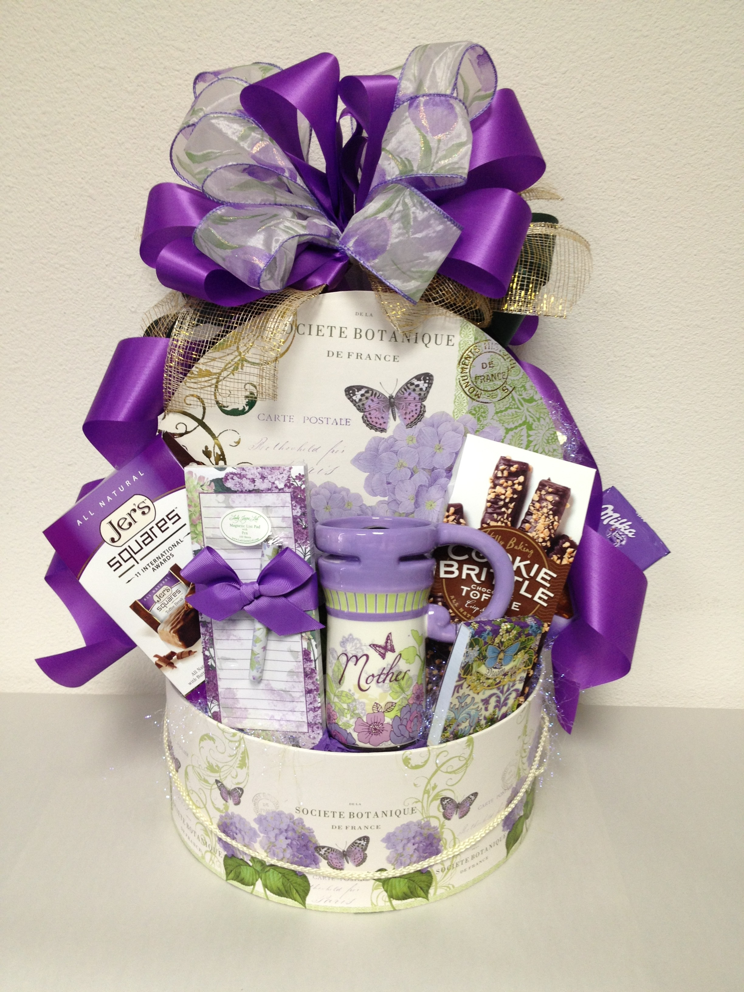 Mother s day gift baskets san diego basket creations