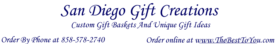 San Diego Gift Basket Creations