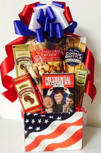 Patriotic Themed Gift Baskets