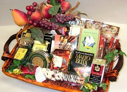 Can Healthy Gift Baskets Be Yummy Too?