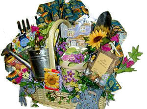 Gift Baskets Ideas For Gardeners - Gift Ideas
