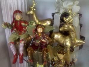 Elves, Reindeer And Snowmen, Oh My!