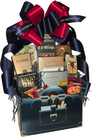 Doctor's Day Gift Baskets | San Diego Gift Basket Creations