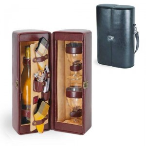 Father's Day Gift Ideas – Elegant Wine Caddy