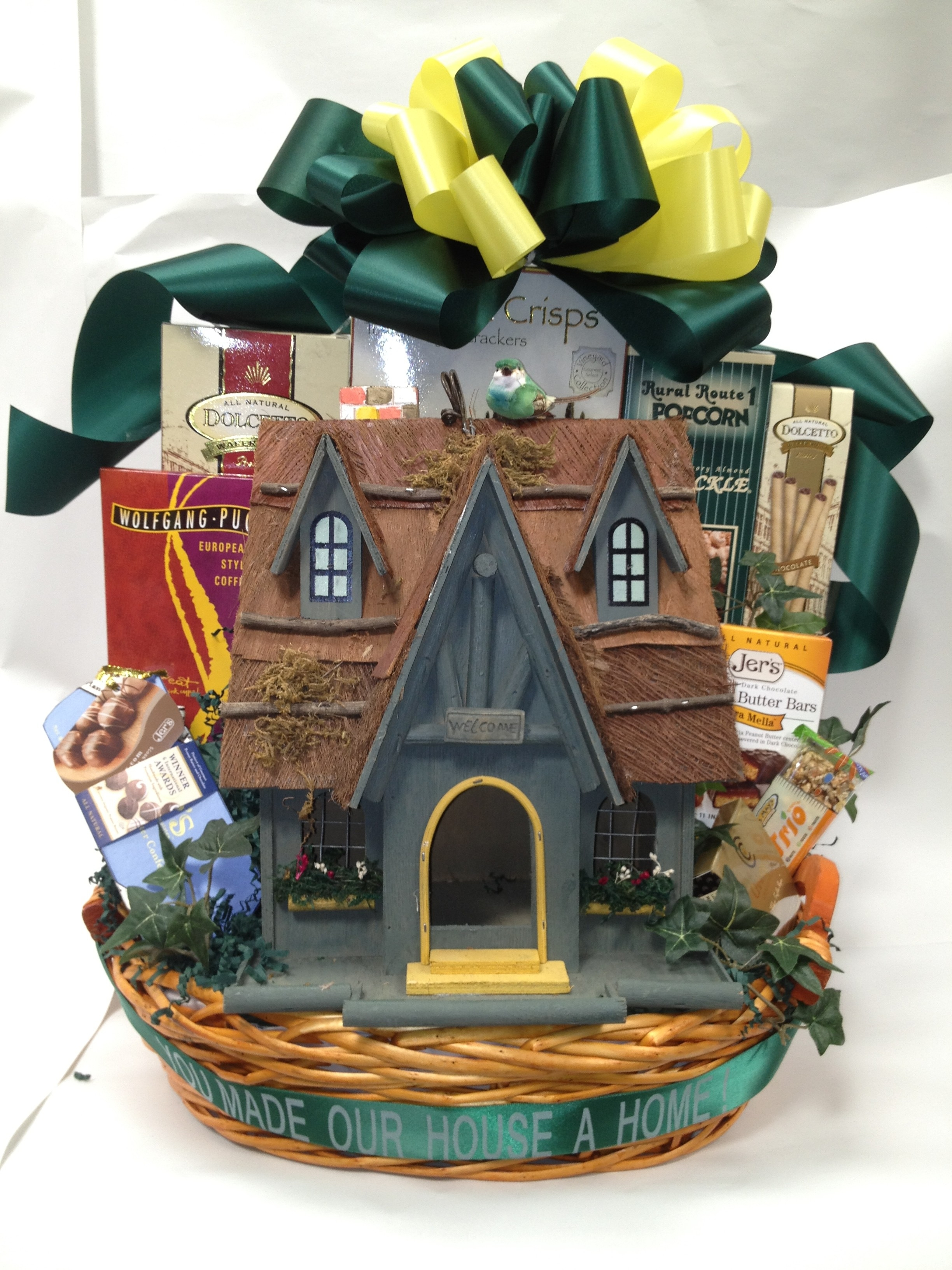 Mom you made our house a home mother s day gift basket