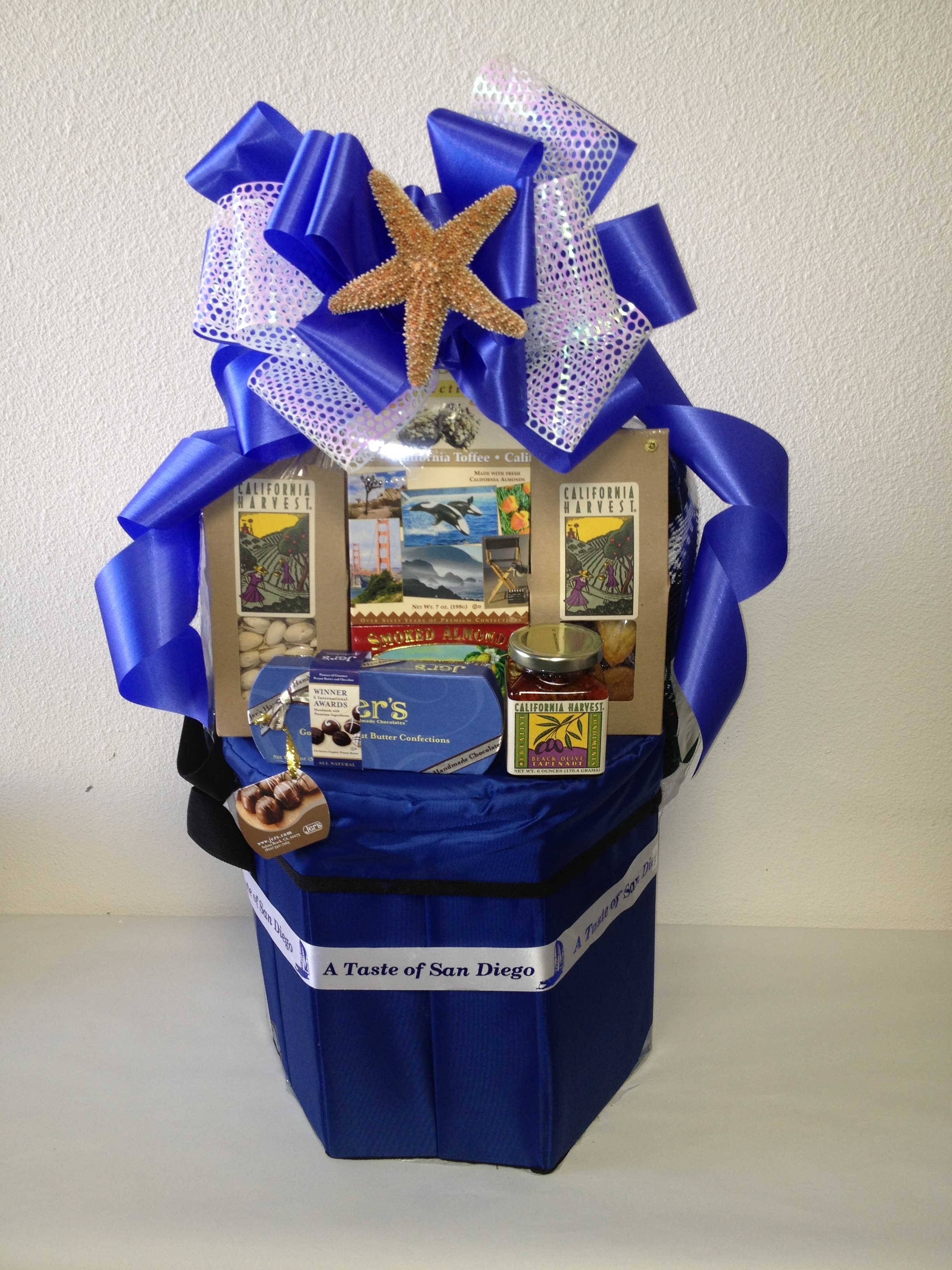 Birthday Gift Baskets In San Diego : Cool boating gift ideas ftempo
