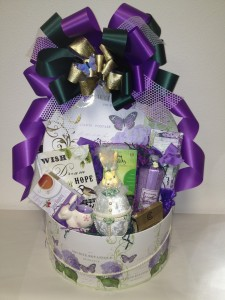 Custom Easter Baskets For San Diego Delivery