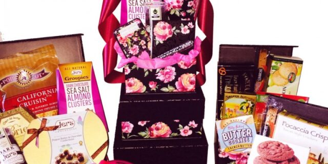 Special Mother's Day Gift Baskets