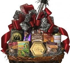 The best to you new years gift baskets negle Images