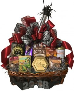 New Year's Gift Baskets