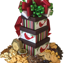 The best to you fun and festive tantalizing tweets gift basket negle Choice Image