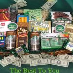 Tax Time Survival Basket